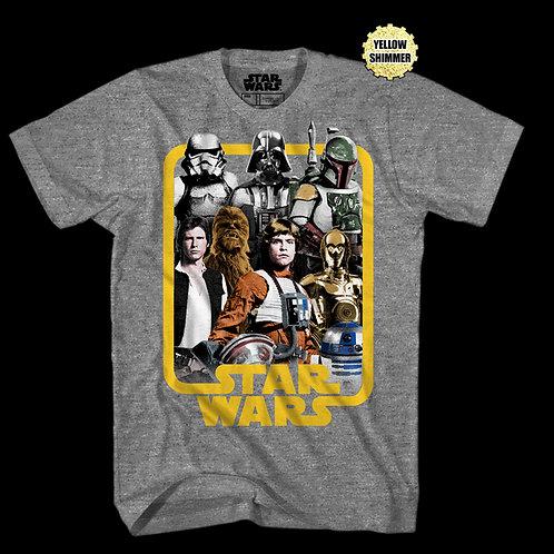 Star Wars Fame Frame T-Shirt