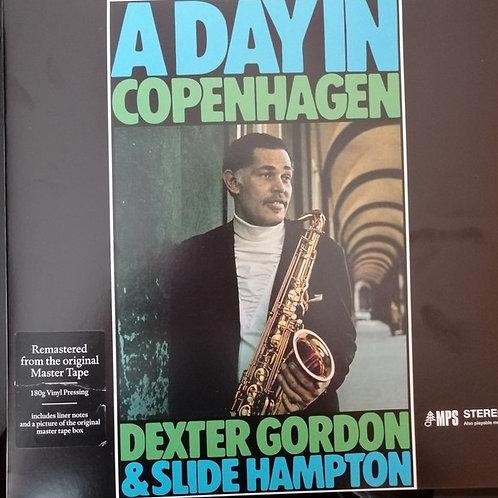 Dexter Gordon & Slide Hampton: A Day in Copenhagen Vinyl Record