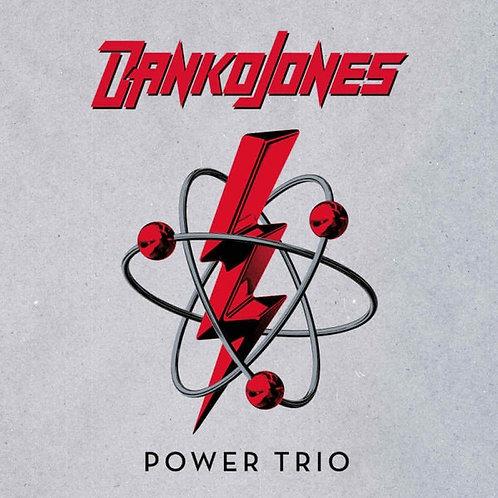 Danko Jones: Power Trio  Vinyl Record