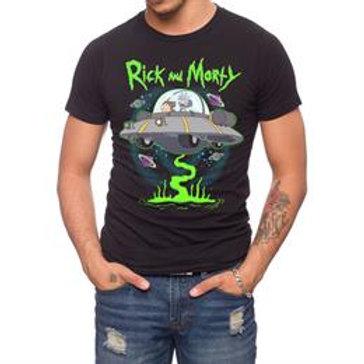 Rick and Morty Ufo Shirt