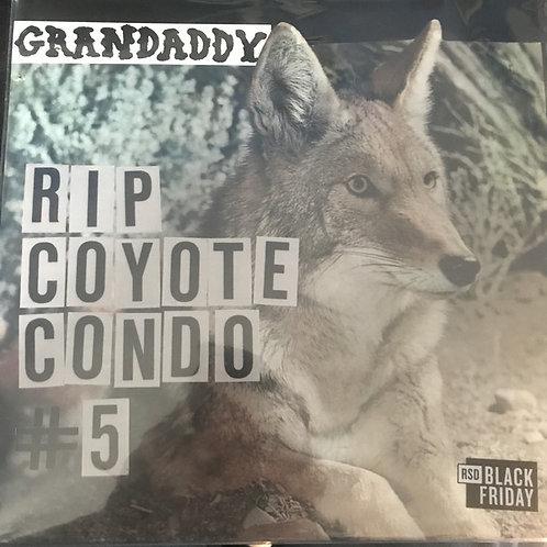 """Grandaddy RIp Coyote Condo #5 12"""" Vinyl Record"""