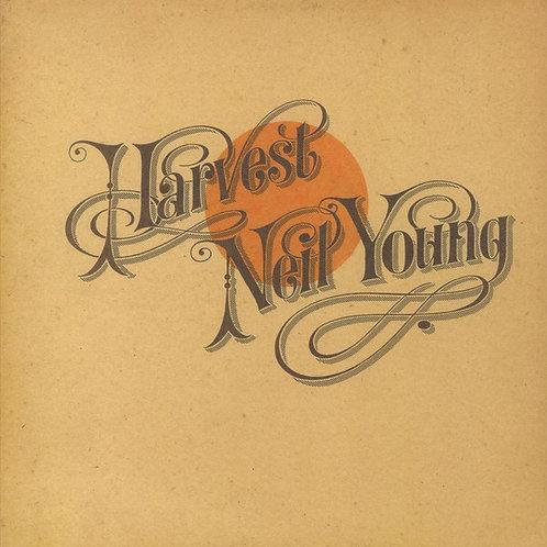 Neil Young: Harvest 140gr Vinyl Record