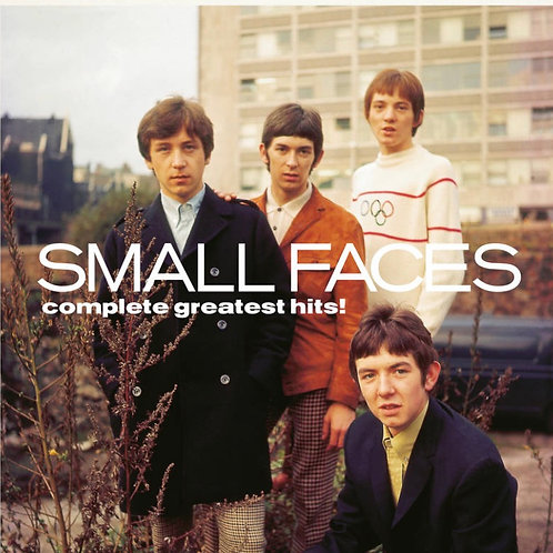 Small Faces: Complete Greatest Hits Vinyl Record