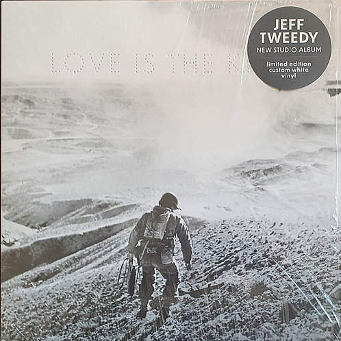 Jeff Tweedy: Love Is The King WHITE Vinyl Record
