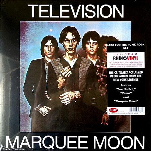 Television: Marquee Moon Vinyl Record
