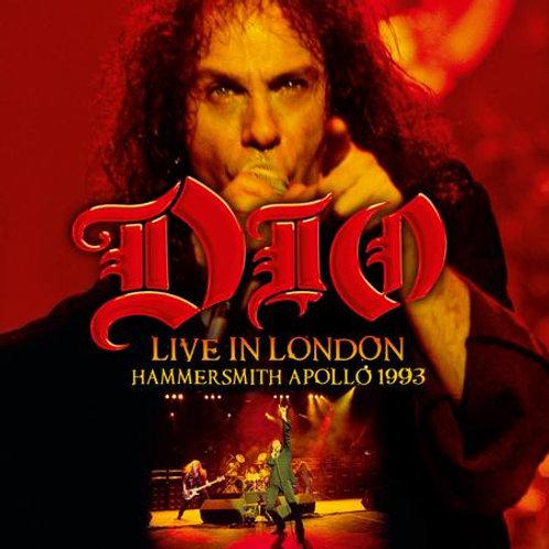Dio: Live In London Double Vinyl Record