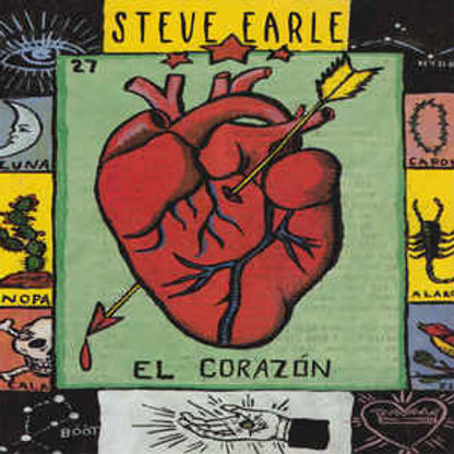 Earle, Steve El Corazon Vinyl Record