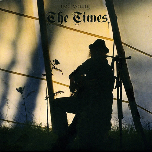 Neil Young: The Times Vinyl Record