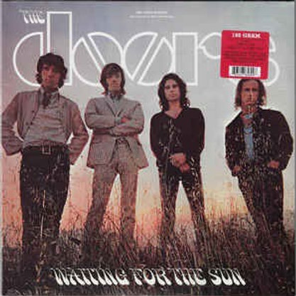 The Doors: Waiting For The Sun 180gr Vinyl Record