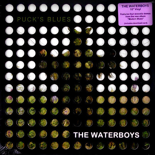 Waterboys, The: Puck's Blues  Record Store Day E.P
