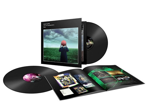 Pink Floyd: Live At Knebworth 1990 Vinyl Record
