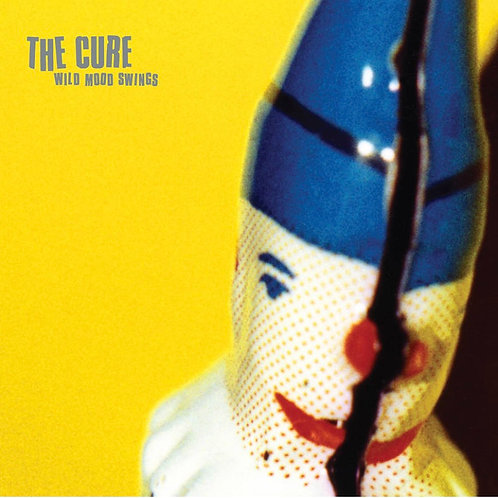 The Cure: Wild Mood Swings Picture Disc