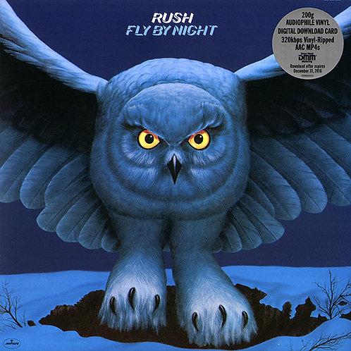 Rush: Fly By Night Vinyl Record (200g)