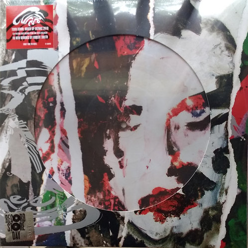 The Cure Torn Down Picture Disc front cover RSD