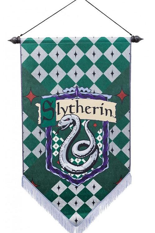 Harry Potter Slythern Felt Banner