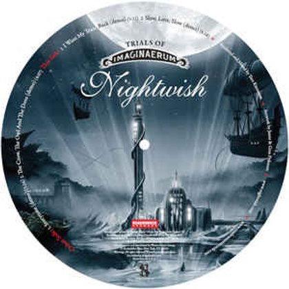 """Nightwish: Trials of Imaginaerum 10"""" Picture Disc"""