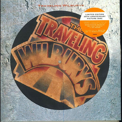 The Traveling Wilburys Volume One Picture Disc