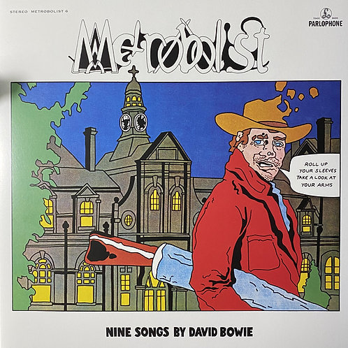 David Bowie: Metrobolist Vinyl Record