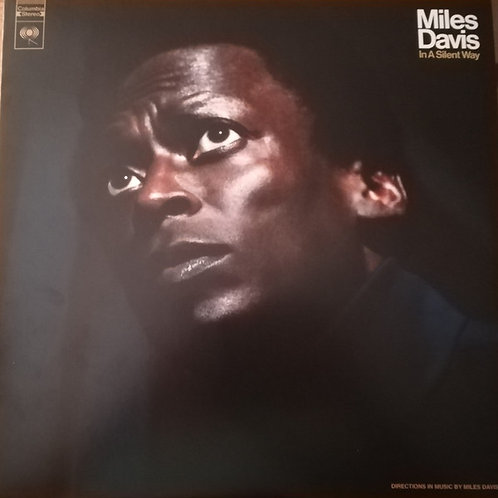 Miles Davis: In A Silent Way Vinyl Record
