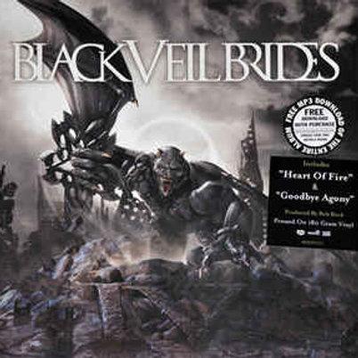 Black Veil Brides S/T Vinyl Record