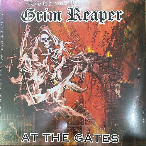 Grim Reaper: At The Gates Vinyl record