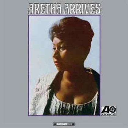 Aretha Franklin: 50th Anniversary Aretha Arrives Vinyl Record