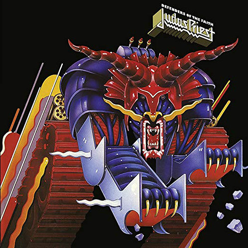 Judas Priest: Defenders Of The Faith Vinyl Record