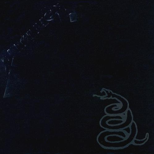 Metallica: The Black Album Vinyl Record