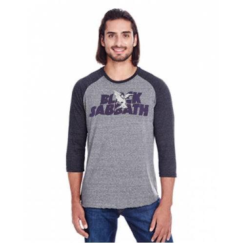 Black Sabbath Raglan Shirt