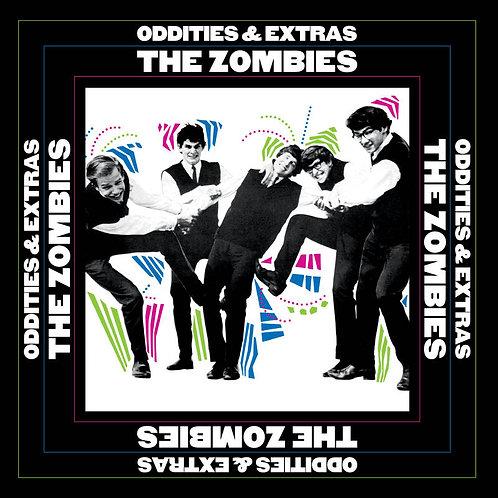 THE ZOMBIES: ODDITIES & EXTRAS VINYL RECORD