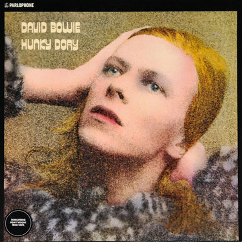 David Bowie: Hunky Dory 180gr Vinyl Record