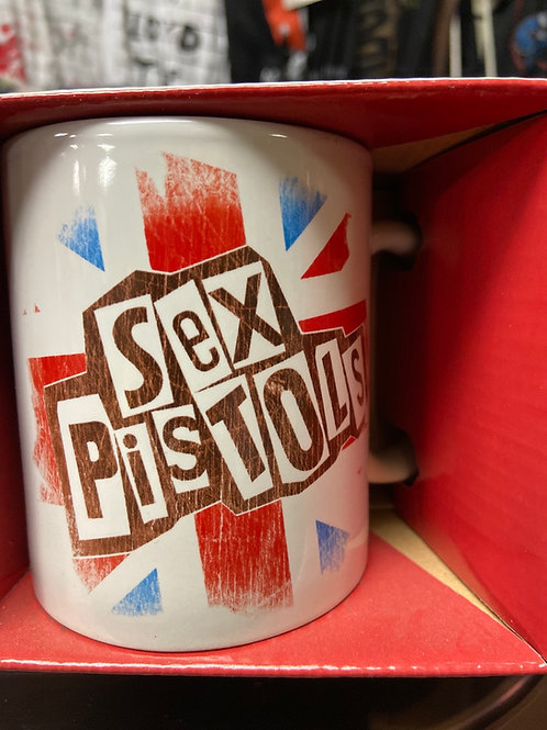 Sex Pistols Coffe Mug