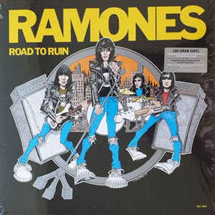 The Ramones: Road To Ruin Vinyl Record