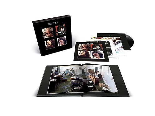 The Beatles: Let It Be Super Deluxe Edition  Vinyl