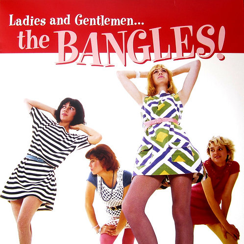 Bangles, The: Ladies and Gentlemen Vinyl Record