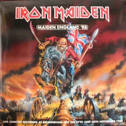 Iron Maiden: Maiden England '88 Picture Discs
