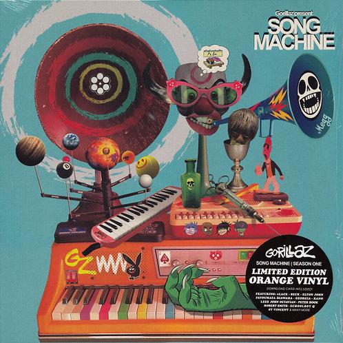 Gorillaz:Song Machine Indie Store Vinyl Record