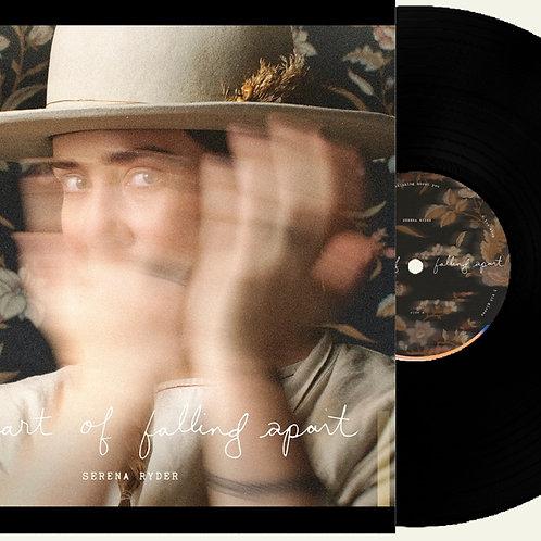 Serena Ryder: The Art of Falling Apart Vinyl Record