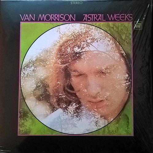 Van Morrison: Astral Weeks Vinyl Record