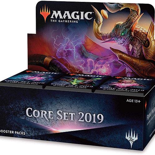 Magic The Gathering: Core Set 2019 Booster Box