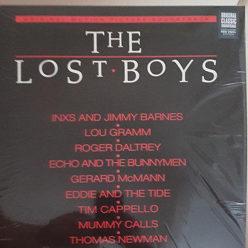 The Lost Boys Soundtrack Vinyl Record