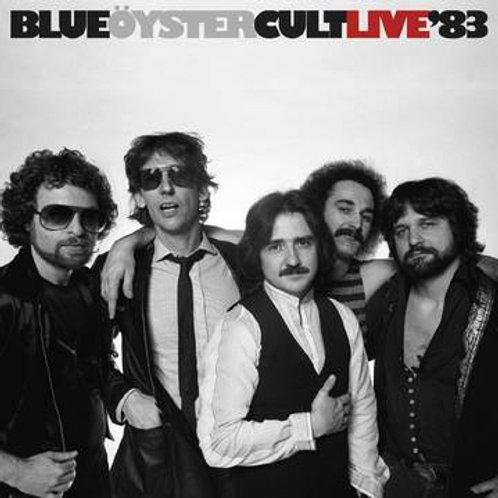 Blue Oyster Cult: Live '83  2 LP Vinyl record RSD BF2020