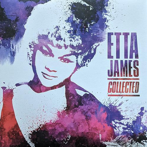 Etta James: Collected Vinyl Record