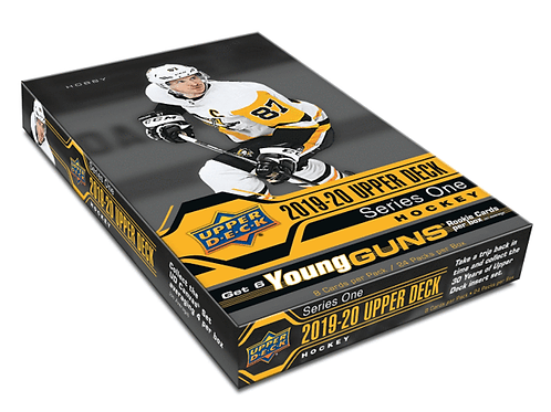2019-20 Upper Deck Series One Hobby Box