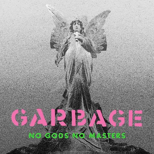 GARBAGE: No Gods No Masters Vinyl Record