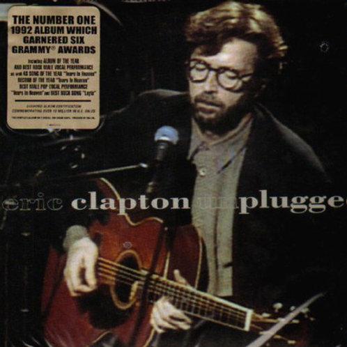 Eric Clapton: Unplugged Vinyl Record