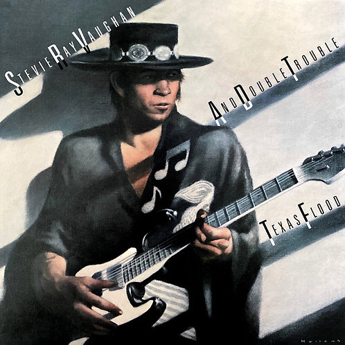 Stevie Ray Vaughan: Texas Flood Vinyl Record