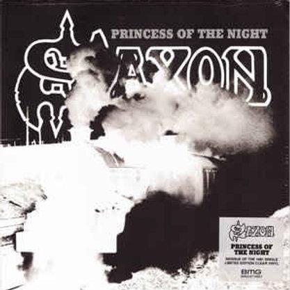 "Saxon: Princess Of The Night 7"""