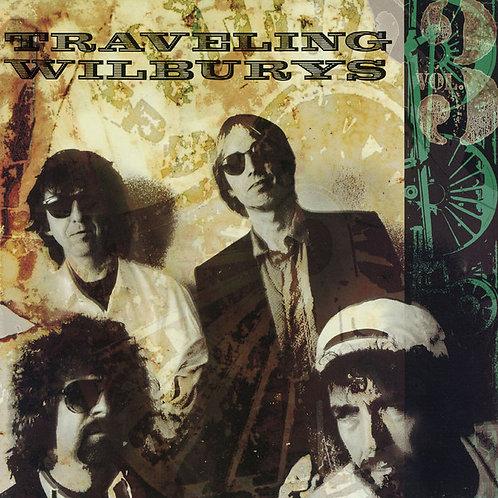 Traveling Wilburys Volume 3 Vinyl Record