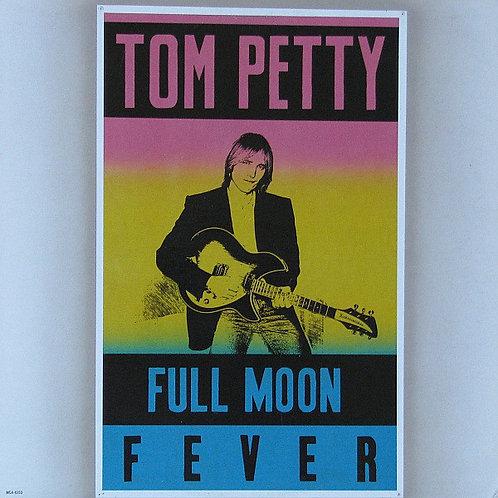 Petty, Tom: Full Moon Fever Vinyl Record